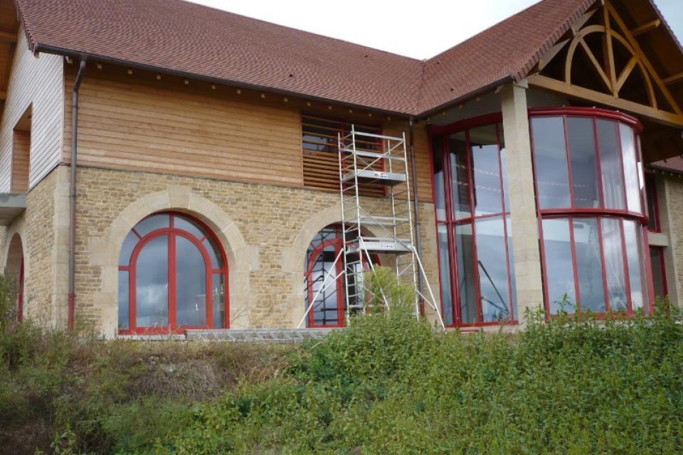 Extension/ Rénovation villa secteur Dijon